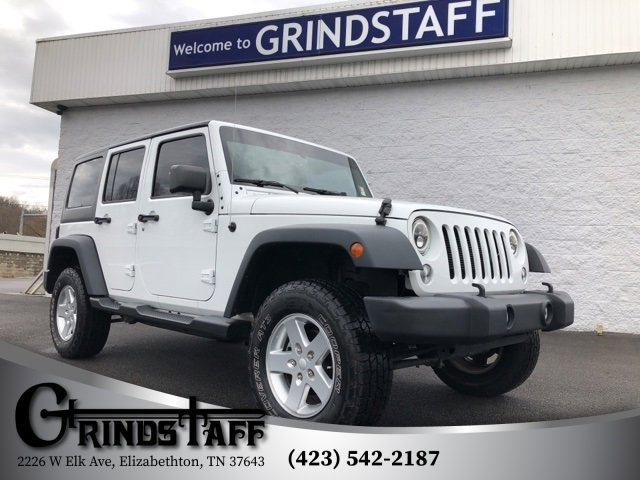 Used 2015 Jeep Wrangler Unlimited in , TN