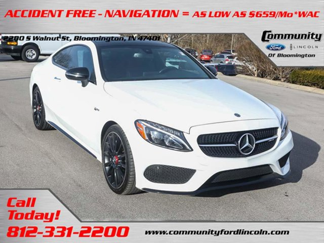 Used 2018 Mercedes-Benz C-Class in Bloomington, IN