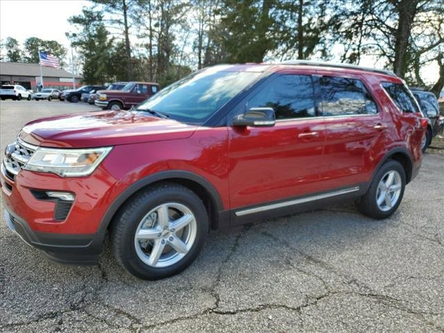 Used 2018 Ford Explorer in Auburn, AL