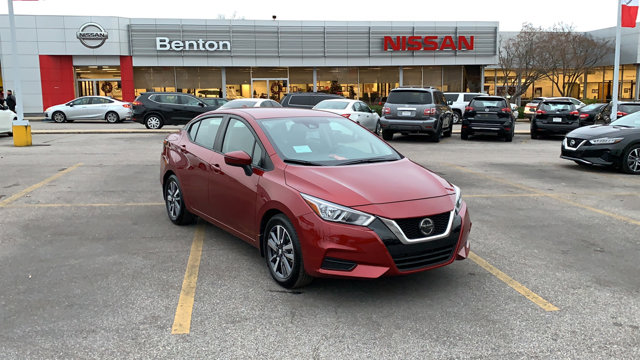 Used 2020 Nissan Versa in Hoover, AL