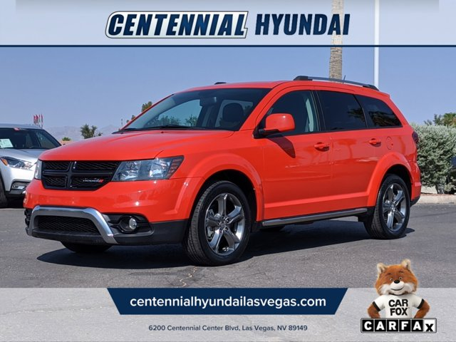 2017 Dodge Journey Crossroad Plus Crossroad Plus FWD Regular Unleaded V-6 3.6 L/220 [33]