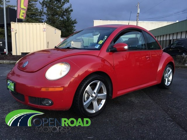 Used 2006 Volkswagen New Beetle Coupe in Marysville, WA