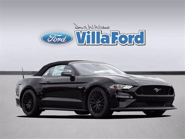 2020 Ford Mustang GT Premium GT Premium Convertible Premium Unleaded V-8 5.0 L/302 [9]