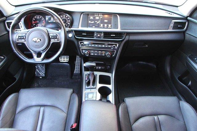 2016 Kia Optima SX Turbo 14