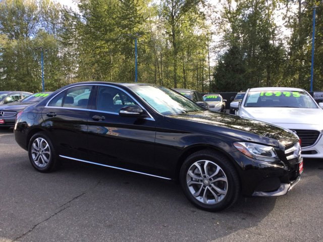 Used 2015 Mercedes-Benz C-Class 4dr Sdn C 300 4MATIC