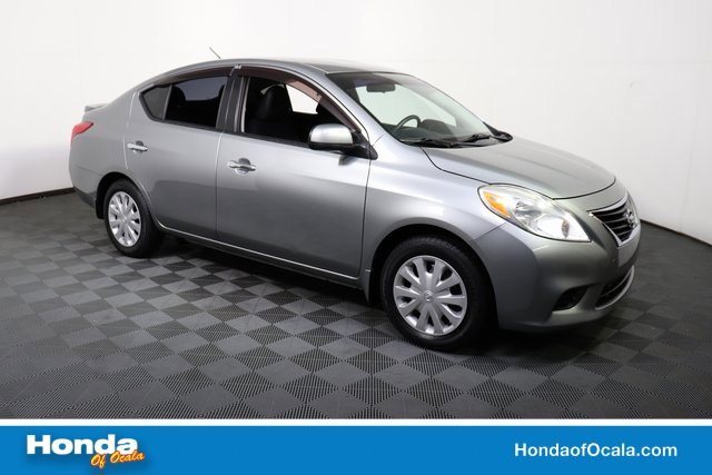 Used 2013 Nissan Versa in Ocala, FL