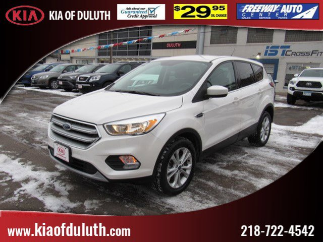 Used 2017 Ford Escape in Duluth, MN