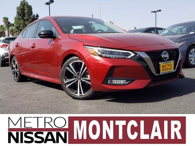 2020 Nissan Sentra SR SR CVT Regular Unleaded I-4 2.0 L/122 [0]