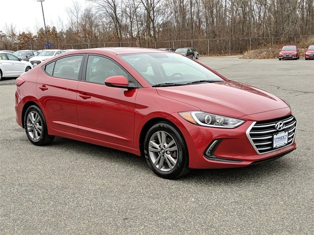 Used 2017 Hyundai Elantra in Seekonk, MA