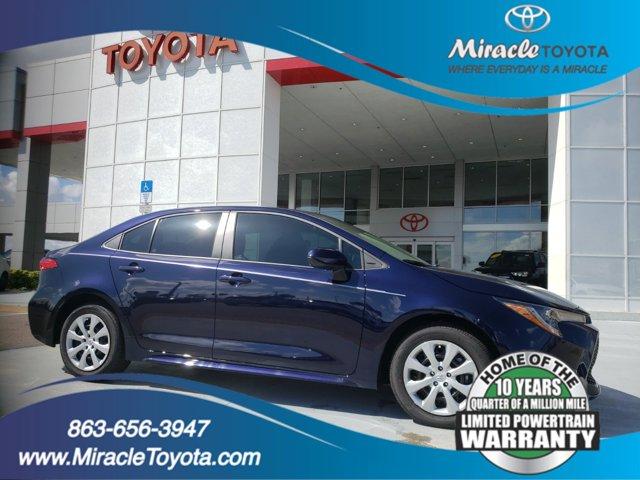 New 2020 Toyota Corolla in Haines City, FL