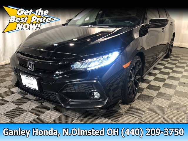 Used 2018 Honda Civic Hatchback in North Olmsted, OH