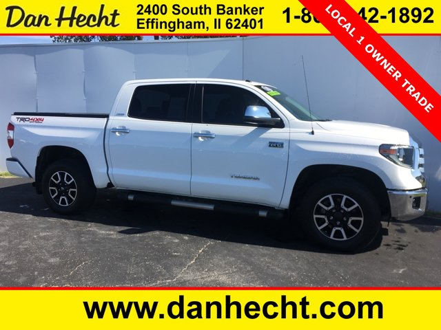 Used 2018 Toyota Tundra in Effingham, IL