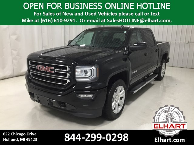 Used 2018 GMC Sierra 1500 in Holland, MI