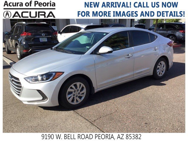 Used 2017 Hyundai Elantra in , AZ