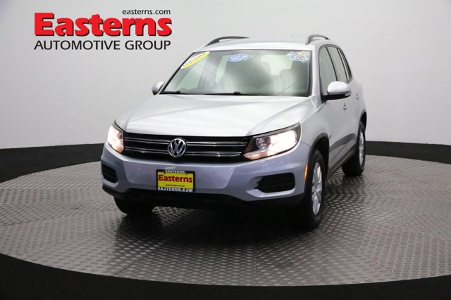 2017 Volkswagen Tiguan for sale 120667 0