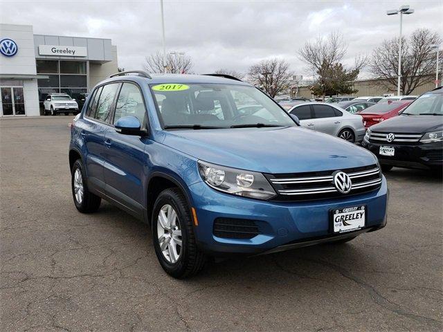 Used 2017 Volkswagen Tiguan in Fort Collins, CO