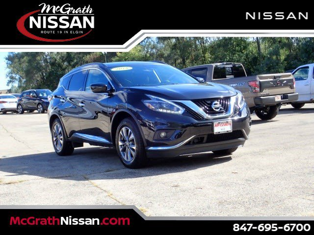 2018 Nissan Murano SV FWD SV Regular Unleaded V-6 3.5 L/213 [0]