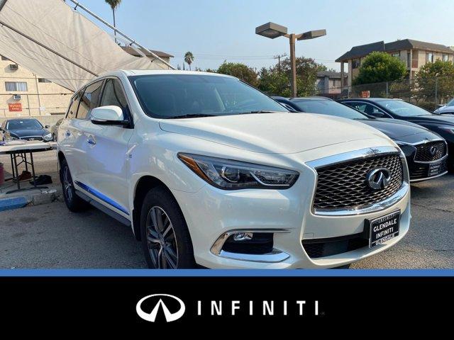 2018 INFINITI QX60 Base FWD Premium Unleaded V-6 3.5 L/213 [13]