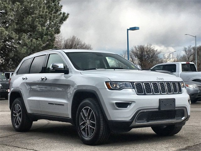 Used 2017 Jeep Grand Cherokee in Fort Collins, CO
