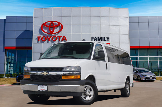 Used 2019 Chevrolet Express Passenger in Burleson, TX