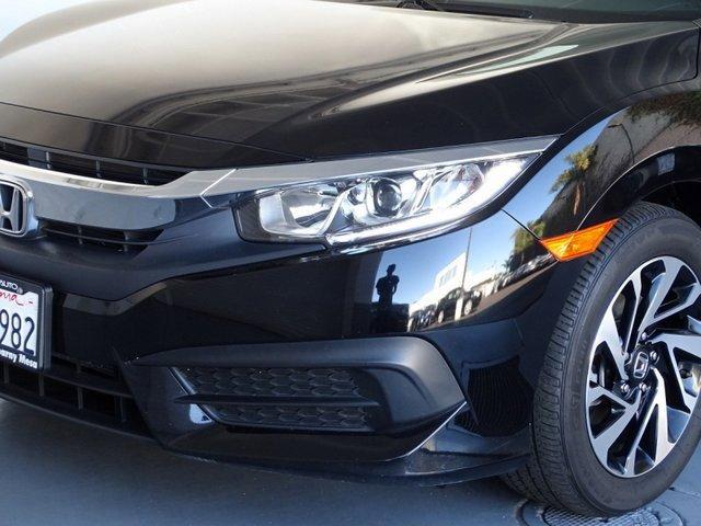 Used 2017 Honda Civic Coupe LX CVT
