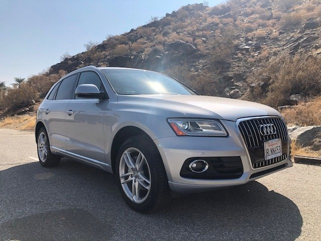 2016 Audi Q5 Premium Plus quattro 4dr 2.0T Premium Plus Intercooled Turbo Premium Unleaded I-4 2.0 L/121 [6]