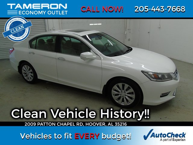 Used 2013 Honda Accord Sedan in Birmingham, AL
