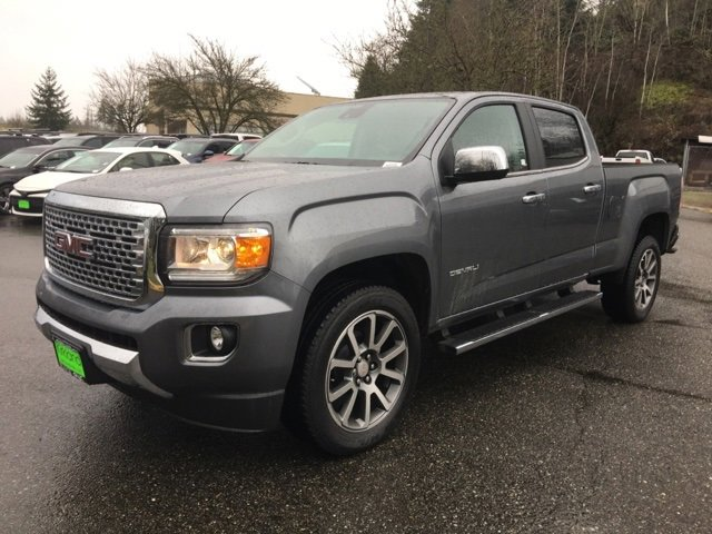 New 2020 GMC Canyon 4WD Crew Cab 141 Denali