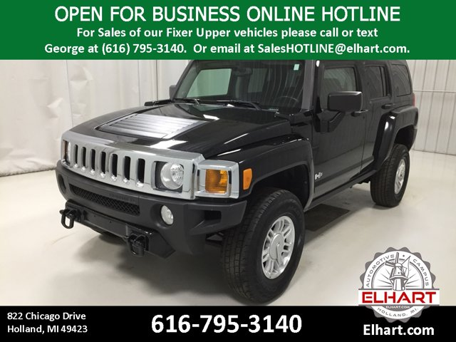 Used 2009 HUMMER H3 in Holland, MI