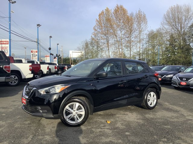 Used 2020 Nissan Kicks S FWD