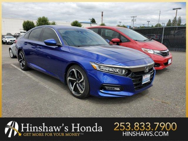 Used 2018 Honda Accord Sedan in , AL