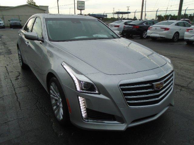 New 2019 Cadillac CTS Sedan in Punta Gorda, FL