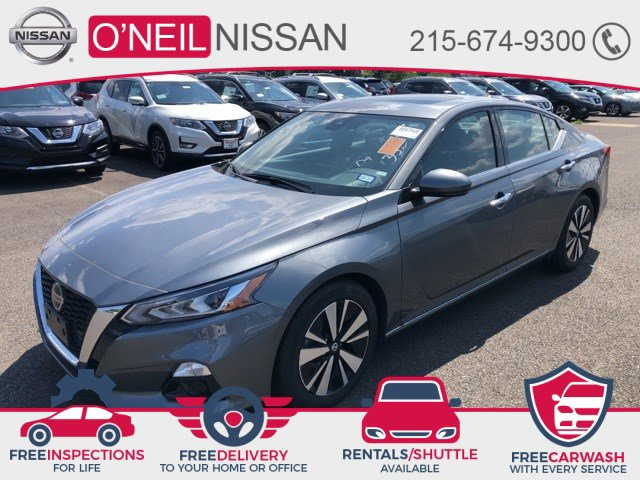 2020 Nissan Altima 2.5 SL 2.5 SL Sedan Regular Unleaded I-4 2.5 L/152 [6]