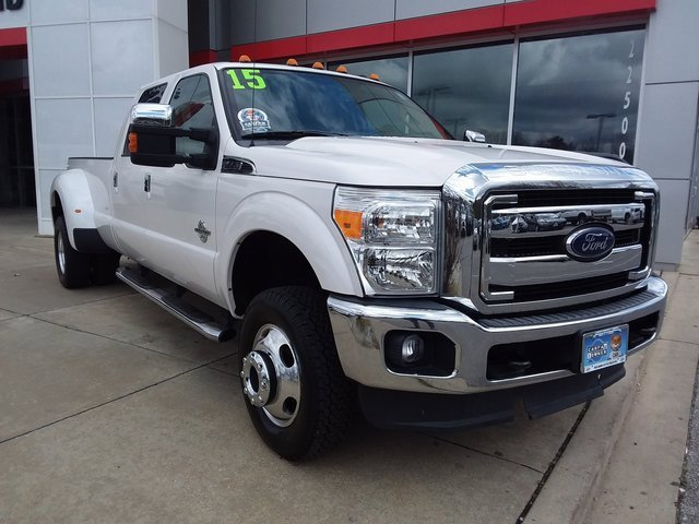 Used 2015 Ford Super Duty F-350 DRW in Lexington Park, MD