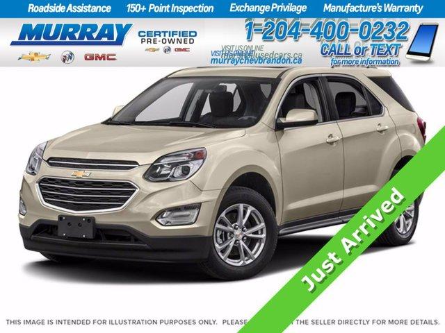2017 Chevrolet Equinox LT AWD 4dr LT w/1LT Gas I4 2.4L/145 [5]
