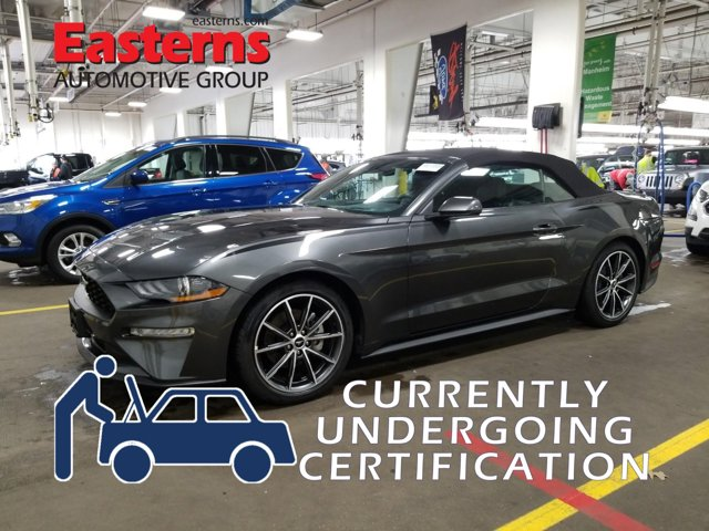 2019 Ford Mustang EcoBoost Premium Plus Convertible
