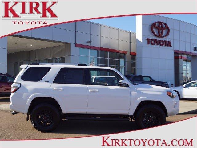 New 2020 Toyota 4Runner in Grenada, MS