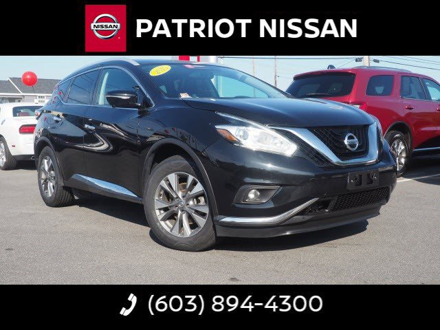 Used 2015 Nissan Murano in Salem, NH