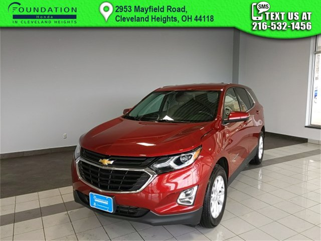 Used 2018 Chevrolet Equinox in Cleveland Heights, OH
