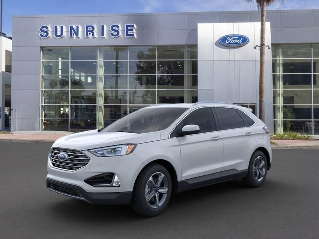 2021 Ford Edge SEL SEL FWD Intercooled Turbo Premium Unleaded I-4 2.0 L/122 [5]