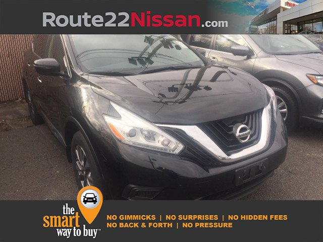 2017 Nissan Murano S 2017.5 AWD S Regular Unleaded V-6 3.5 L/213 [0]