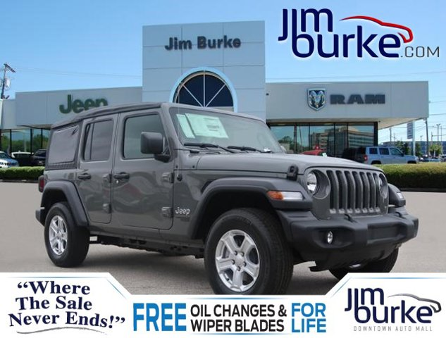 New 2018 Jeep Wrangler in Birmingham, AL