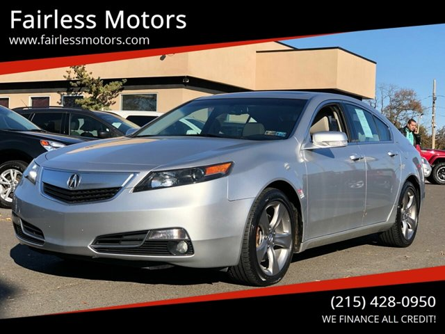 Used 2012 Acura TL in Fairless Hills, PA