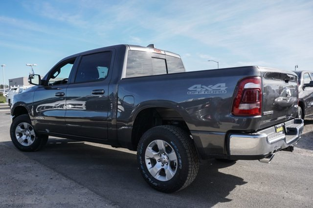 New 2021 Ram 1500 Big Horn 4x4 Crew Cab 5'7 Box