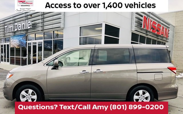 Used 2014 Nissan Quest in North Salt Lake, UT