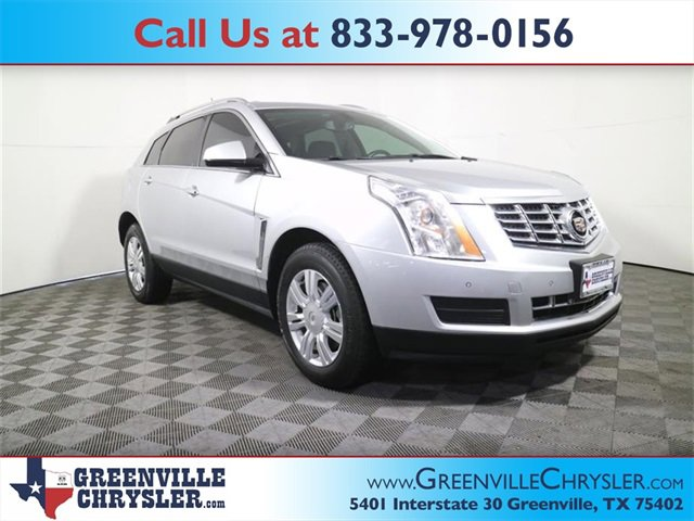 Used 2016 Cadillac SRX in Greenville, TX