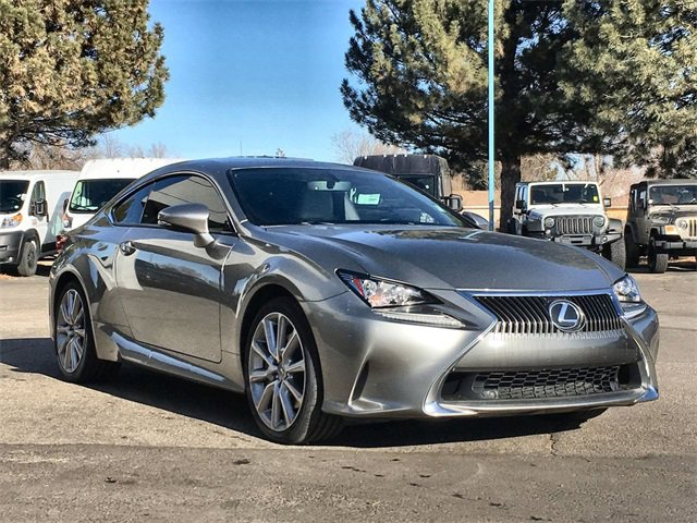 Used 2015 Lexus RC 350 in Fort Collins, CO