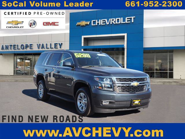 2020 Chevrolet Tahoe LT 4WD 4dr LT Gas/Ethanol V8 5.3L/325 [4]