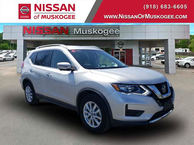 Used 2018 Nissan Rogue in Muskogee, OK