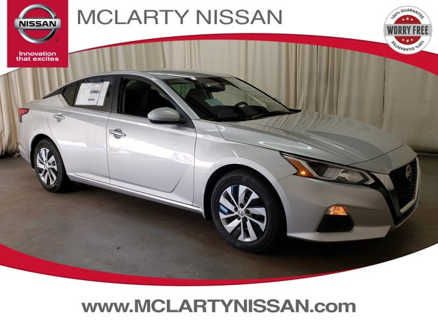 New 2020 Nissan Altima in Benton, AR